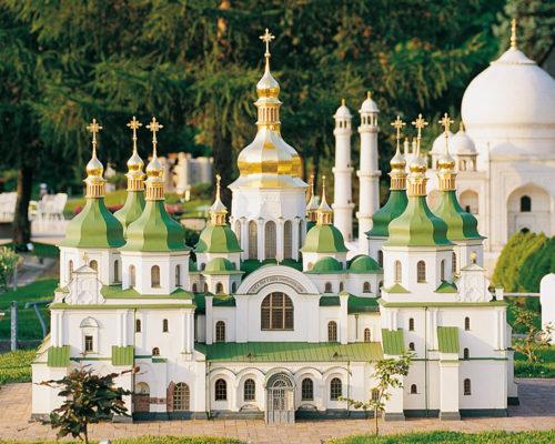 Sophienkathedrale-Kiew