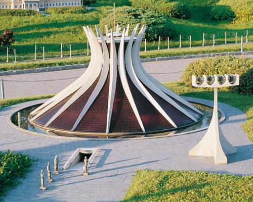 Kathedrale-Brasilia