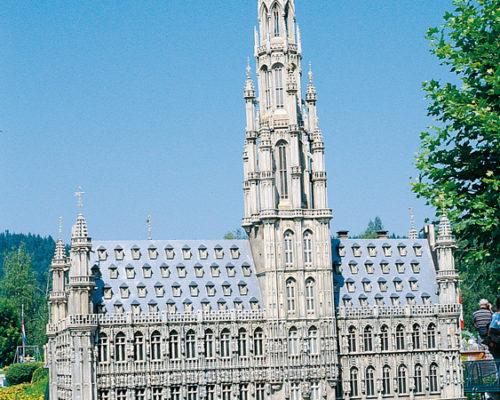 Rathaus-Brüssel