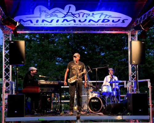 Minimundus Music around the worldSoul, Funk&Nu SoulGamma 3