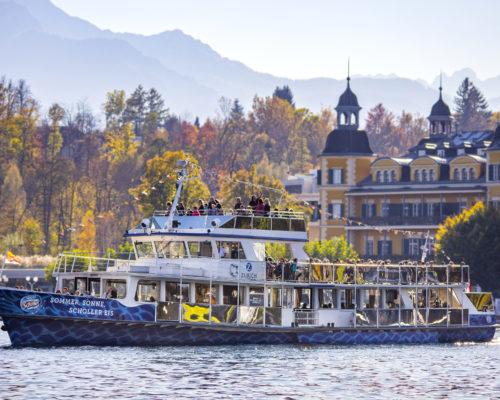 MS Klagenfurt (Branding 2018) 004 vor Schlosshotel ((c)Mario Adianov)
