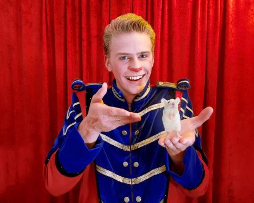 Pressefoto circus dimitri